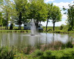 camping le domaine champetre fontaine