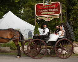 camping le domaine champetre reception mariage